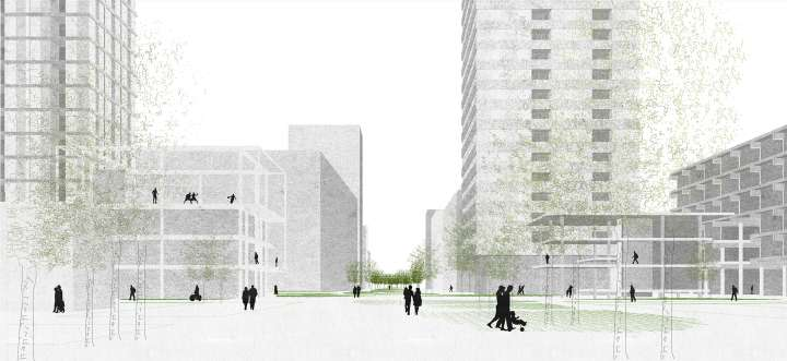 Gretag Areal, Regensdorf ZH. — Hildebrand Studios AG, Architecture and Urban Design in Zurich, Switzerland