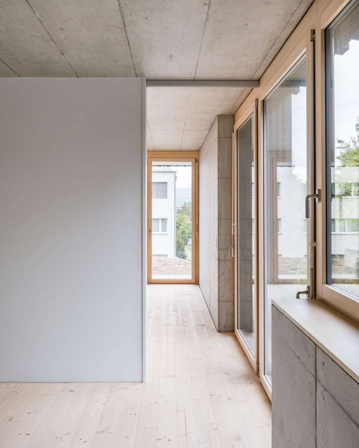 Haus 42, Stäfa ZH. — Hildebrand Studios AG, Architecture and Urban Design in Zurich, Switzerland