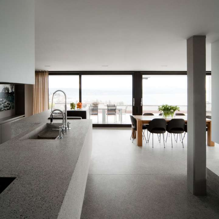 Haus Seesicht, Richterswil ZH. — Hildebrand Studios AG, Architecture and Urban Design in Zurich, Switzerland