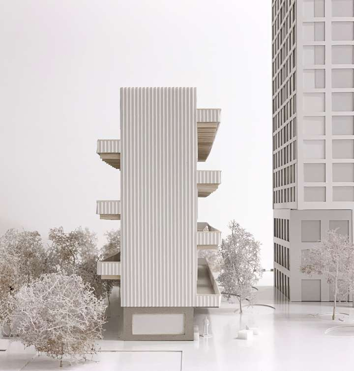 KAKTUS, Zwhatt-Areal Regensdorf, ZH. — Hildebrand Studios AG, Architecture and Urban Design in Zurich, Switzerland