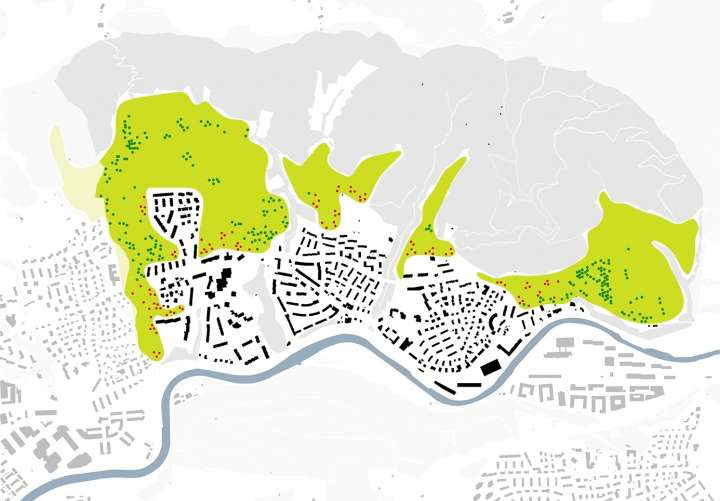 Leimbach Strategic Master Plan, Zürich. — Hildebrand Studios AG, Architecture and Urban Design in Zurich, Switzerland