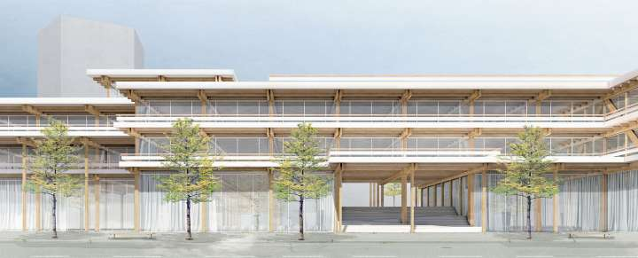 UIT Headquarters, Genève GE. — Hildebrand Studios AG, Architecture and Urban Design in Zurich, Switzerland